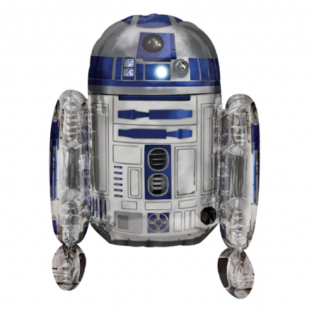 Star Wars R2-D2 Super Shape Foil Balloon